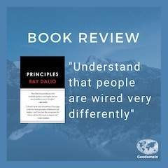 BOOK REVIEW: Life Principles from Ray Dalio